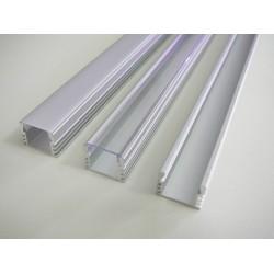 Nástenný LED profil N7 Mikro vysoký