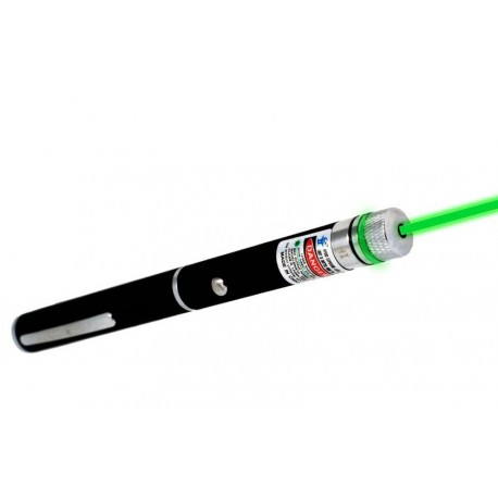 Extrémně svítivý laser zelený