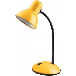 Stolní lampa pro LED žárovky E27 - Žlutá