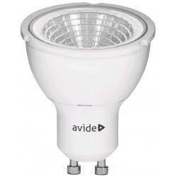 LED žárovka COB GU10 5W 6400K