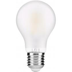 LED žárovka E27 8W FILAMENT retro - Matná