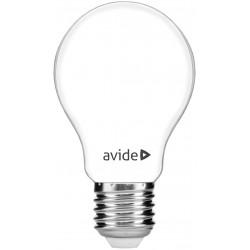 LED žárovka E27 8W FILAMENT retro - Mléčná
