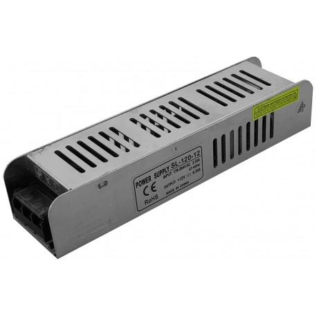 LED zdroj Slim 12V 120W vnitřní