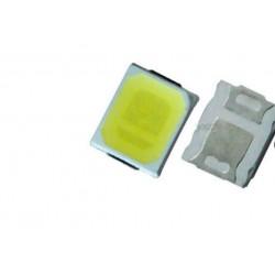 LED smd dioda 2835 studená bílá 60mA 0.2W