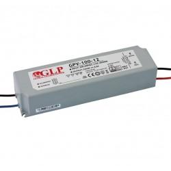 LED zdroj 12V 100W - LPV-100E-12V IP 67