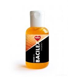 Čisticí gel na ruce s vysokým obsahem alkoholu, 50 ml, HANDGEL BACILEX HYGIENE+