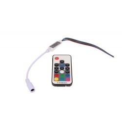 LED ovládač RF RGB 17B