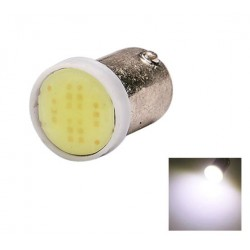 LED žárovka BA9S COB bílá