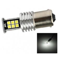 LED žárovka BA15S 3030 LED 5W bílá