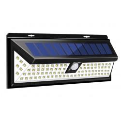 Solární osvětlení 90 LED se senzorem pohybu a soumraku