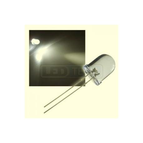 3ab435610 LED dióda 10mm teplá biela round 30° - LEDtech.sk